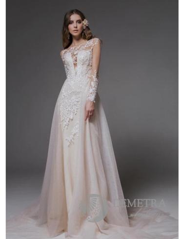 Rochie de mireasa Lezardi- Amanda