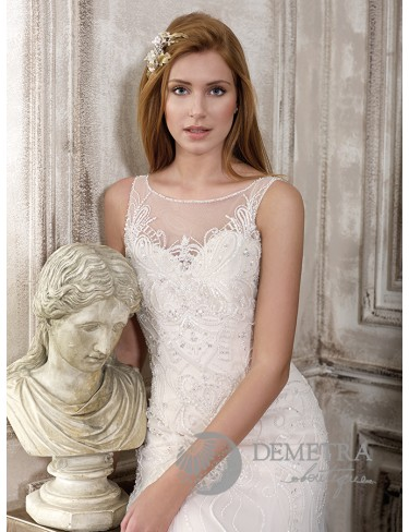 Rochie de mireasa Fara Sposa- 5236