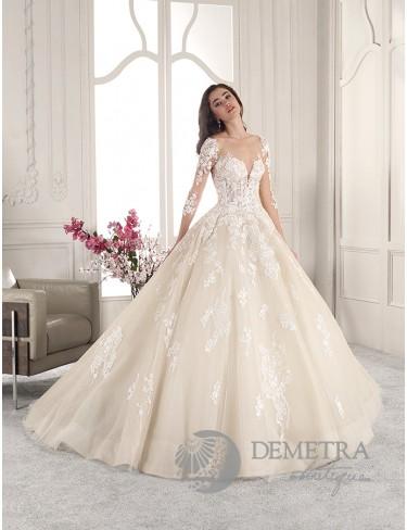 Rochie de mireasa Demetrios- 843