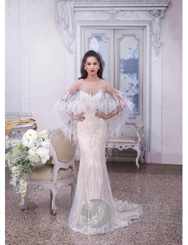Rochie de mireasa Demetrios Platinum- DP 378
