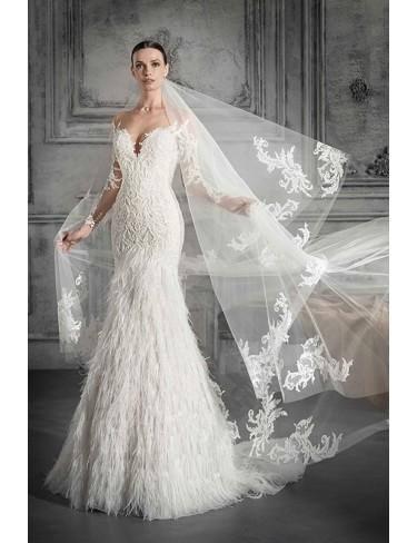 Rochie de mireasa Demetrios- 799
