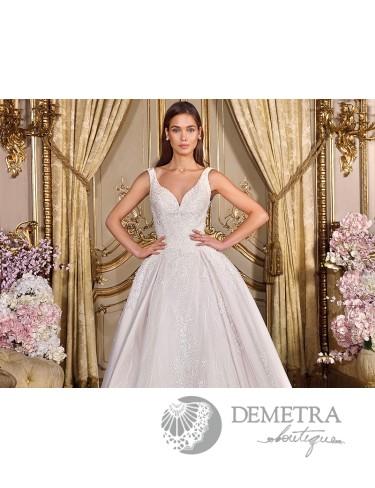 Rochie de mireasa Demetrios Platinum- DP 357