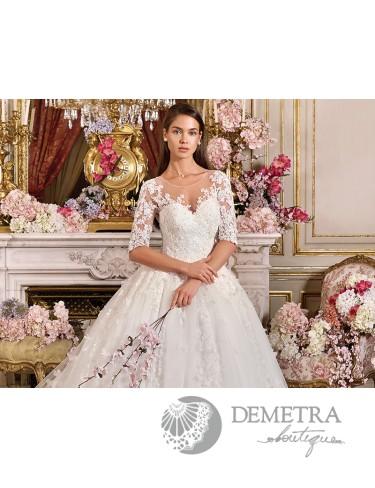 Rochie de mireasa Demetrios Platinum- DP 372