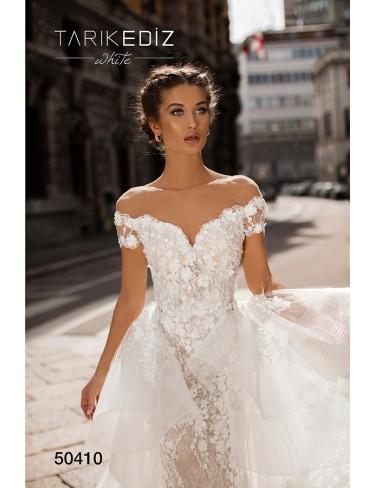 Rochie de mireasa Tarik Ediz- 50410