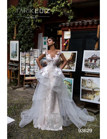 Rochie de mireasa Tarik Ediz- 93629
