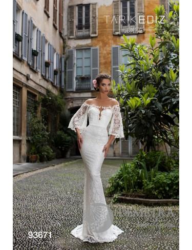 Rochie de mireasa Tarik Ediz- 93671