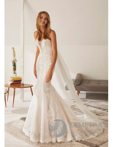 Rochie de mireasa White One- Obdulia