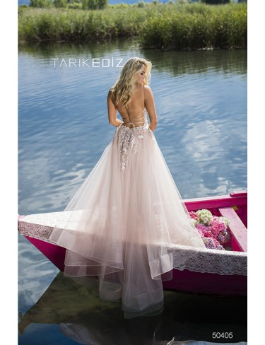 Rochie de mireasa Tarik Ediz- 50405