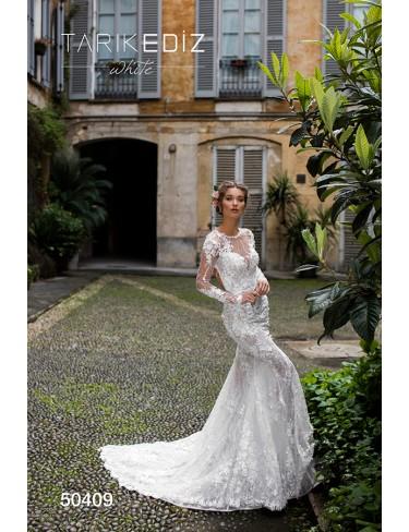 Rochie de mireasa Tarik Ediz- 50409