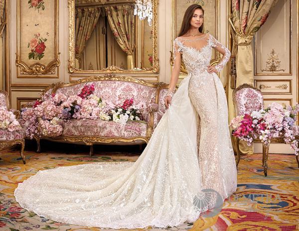 Rochie de mireasa Demetrios Platinum